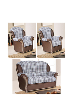 Chessington 2 Seater Plus Two Chairs