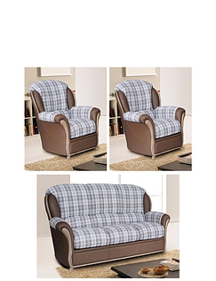 Chessington 3 Seater Plus Two Chairs