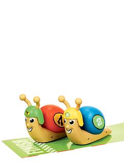 Speedy Super Snail Racers
