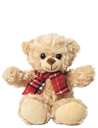 Make Your Own Christmas Teddy Bear