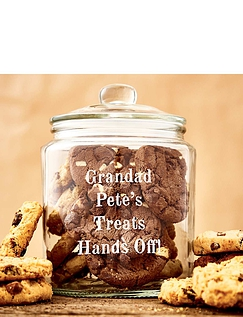 Biscuit/Treats Jar