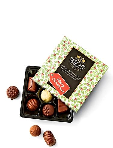 Beech's Christmas Chocolate Assortment