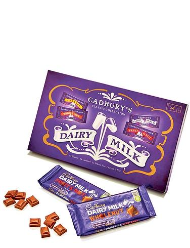 Cadbury's Chocolate Retro Box