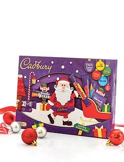 Cadbury's Santa Selection Box