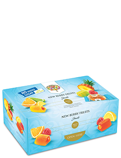No Added Sugar New Berry Fruits