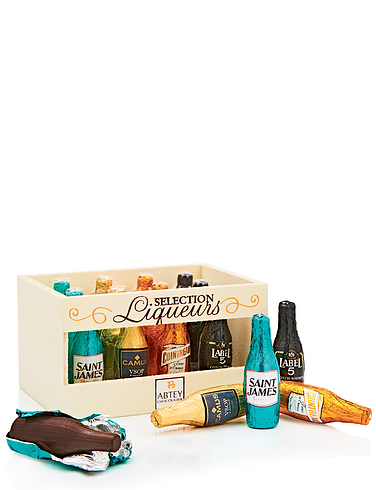 Abtey Chocolate Liqueur Bottles