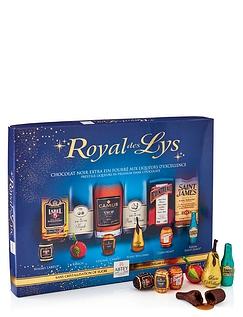 Abtey Royal Des Lys 26 Liqueur Chocolate Gift Box