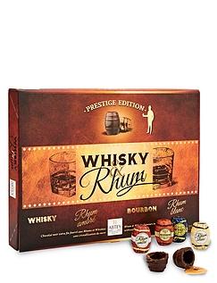 Prestige Edition Whisky & Rum Chocolate Box