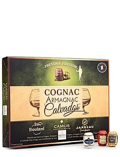Prestige Edition Chocolate Mixed Liqueur Gift Box