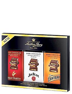 Anthon Berg Liqueur Chocolate Bar Set