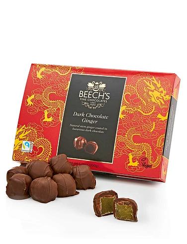 Beech's Dark Chocolate Ginger