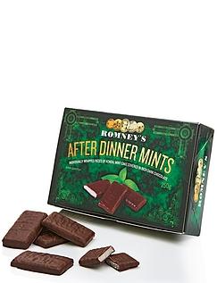 Romney's After Dinner Mints