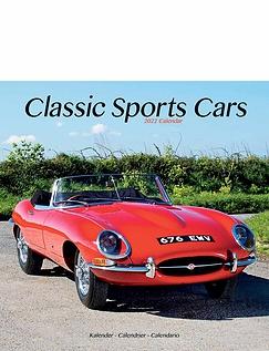 Classic Sports Cars Calendar