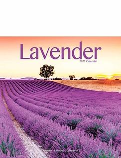 Lavender Calendar
