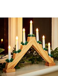 LED Candle Bridge