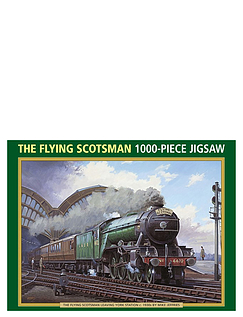 Flying Scotsman 1000pc Jigsaw
