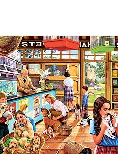 Ye Olde Pet Shoppe 1000pc Jigsaw