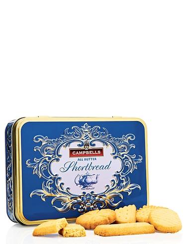 Campbells Victorian Tin & Shortbread