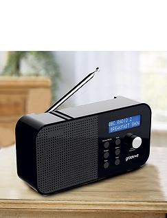 GROOV-E Venice Portable DAB/FM Radio
