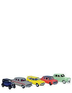 Set of 5 Austins