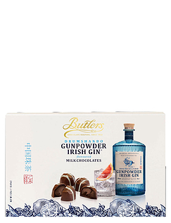 Gunpowder Gin Milk Chocolates