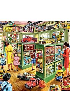 Ye Olde Toy Shoppe 1000pc Jigsaw