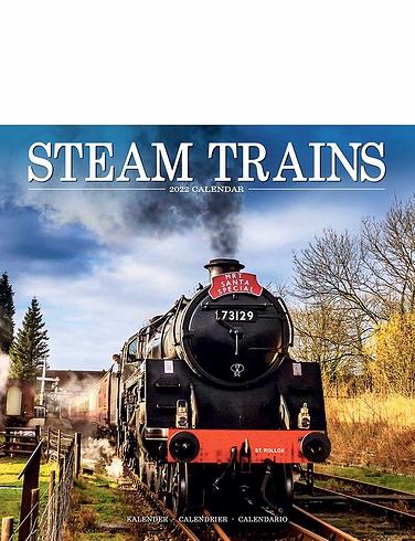 Steam Trains Calendar