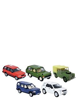 5-piece Land Rover Classic set