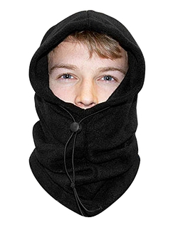 Unisex Fleeced Thermal Balaclava