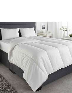 Downland 10.5 Tog Winter Duvet With Micro Fibre