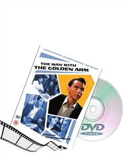 The Man With The Golden Arm DVD