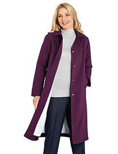 Fleece Lined Showercoat 42 Inches
