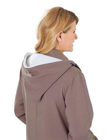 Fleece Lined Showercoat
