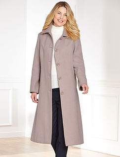 45 Inch Ladies Coat