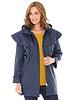 3/4 Length Waterproof Cape Coat