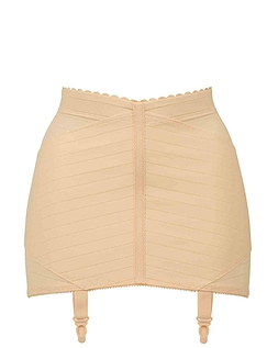 Naturana Firm Control Girdle with Incorporated Waistband