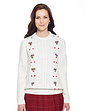 Embroidered Style Jumper