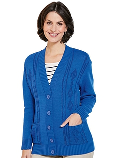 Ladies' Basic Cardigan