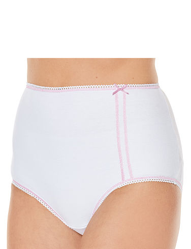 Pack Of 6 Knickers