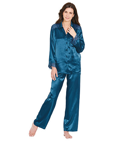 Luxury Satin Pyjama