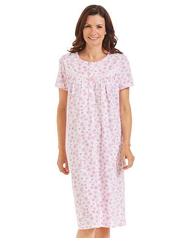 Cotton Jersey Nightdress