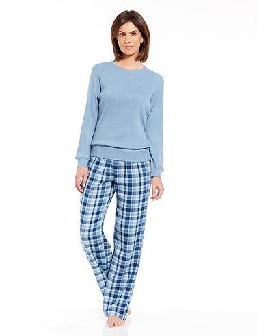 Jersey Top Pyjama