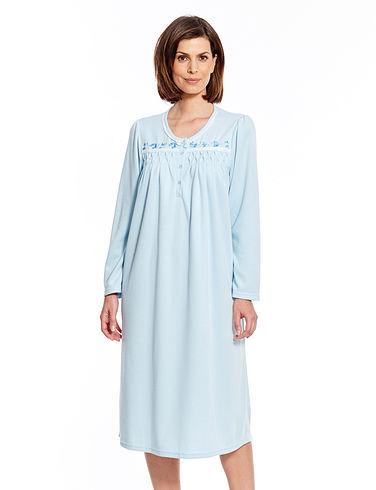 Smocked Nightdress