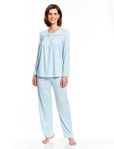 Smocked Pyjama