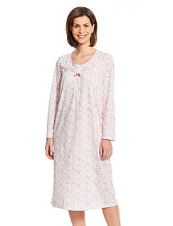 Long Sleeve Nightdress