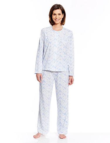 Round Neck Pyjama