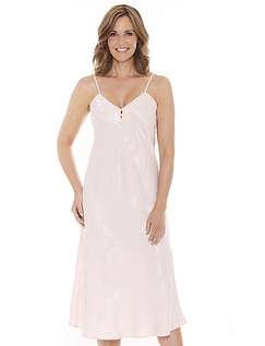 Satin Jacquard Nightdress