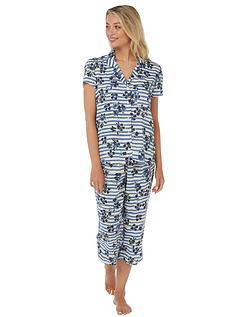 Crop Print Pyjama