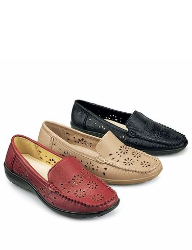 LADIES FLEXIBLE LOAFER