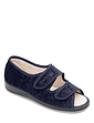 Padders 'Lydia' Extra Wide 'Ee' Fit Slipper
